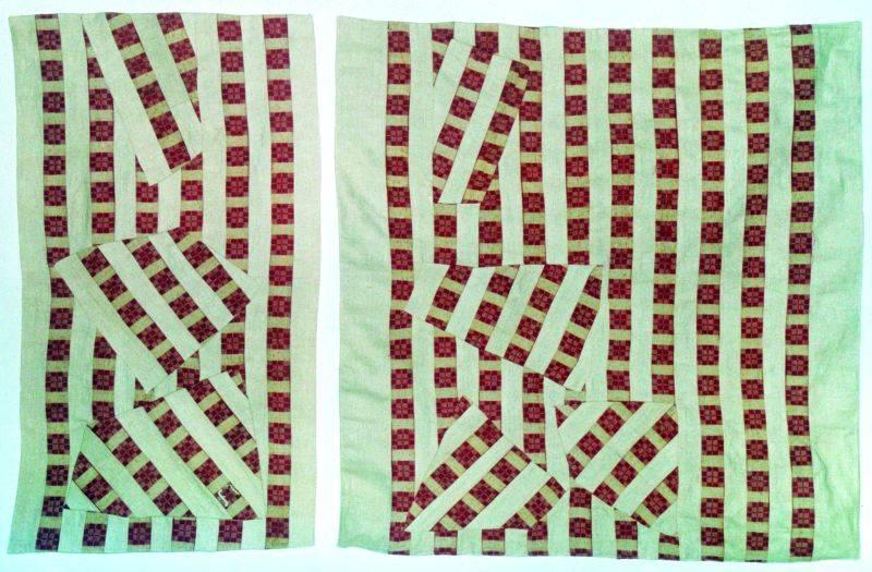 Międzynarodowe Biennale Artystycznej Tkaniny Lnianej Z Krosna Do Krosna